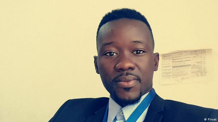 Guinea-Bissau Lesmes Monteiro