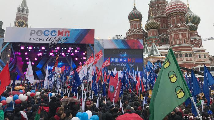 'Russia is in my heart' concert in Moscow