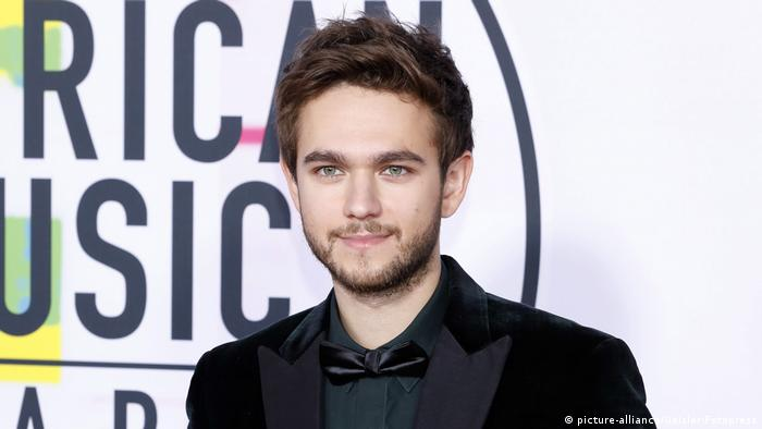 DJ and producer Zedd (picture-alliance/Geisler-Fotopress)