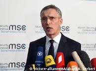 Єнс Столтенберг на Мюнхенській безпековій конференції