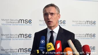MSC 2018 Jens Stoltenberg