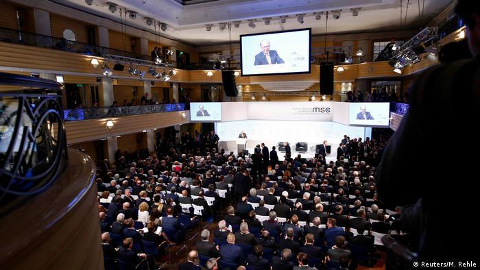 Відкриття цьогорічної Мюнхенської конференції з безпеки