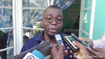 Mosambik Inhambane Dinis Luís