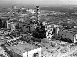 Чорнобильська АЕС, 1986 р.