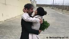 Türkei Istanbul Freilassung Deniz Yücel
