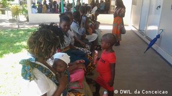 Mosambik Inhambane Gesundheitszentrum (DW/L. da Conceicao )