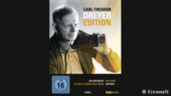 DVD Box Cover mit Porträt Dreyers