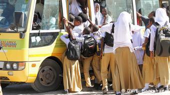 Tansania Daressalam Schüler