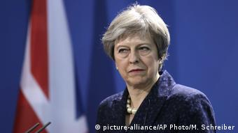 Theresa May (picture-alliance/AP Photo/M. Schreiber)