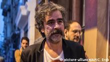 Istanbul Deniz Yucel und Ehefrau nach Freilassung