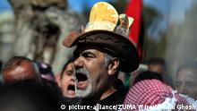 Jordanien Proteste Brotpreise (picture-alliance/ZUMA Wire/M. Abu Ghosh)