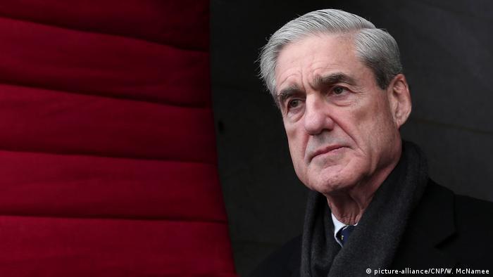 Спецпрокурор США по России Роберт Мюллер