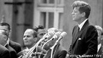 Deutschland 60 Jahre Kapitel 2 1959 – 1969 Kennedy in Berlin
