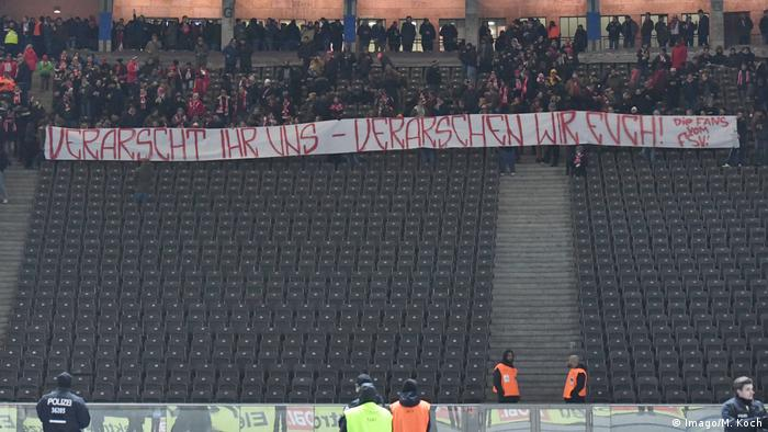 Fußball Bundesliga Hertha BSC vs Mainz 05 | Fans