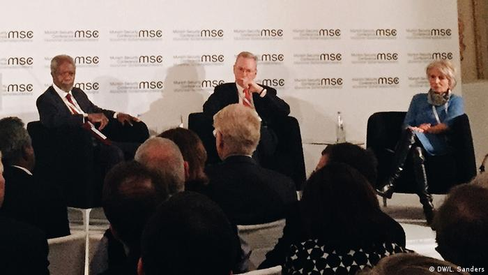 MSC 2018 Panel Impact of Technology on Democracy (DW/L. Sanders)