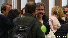 Deniz Yücel zurück in Berlin - nach Freilassung