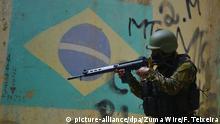 Brasilien - Militär soll Kontrolle in Rio übernehmen