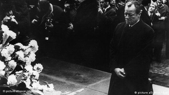 Flash-Galerie Deutschland Polen 40 Jahre Kniefall Willy Brandt
