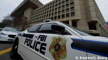 USA FBI - Ermittler - Symbol (Reuters(J. Bourg)