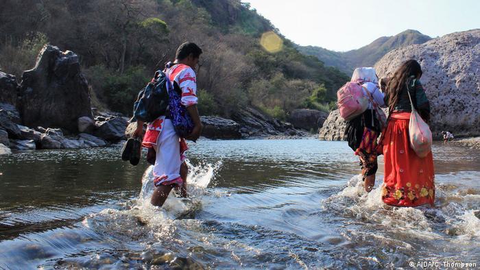 Mexiko - Indigene Völker (AIDA/C. Thompson)