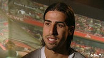 Sami Khedira, the Germany midfielder with Tunisian roots