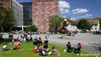 Universität Freiburg, Peterhof