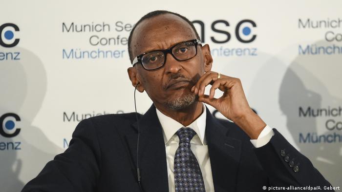 54. Münchner Sicherheitskonferenz MSC 2018 Paul Kagame