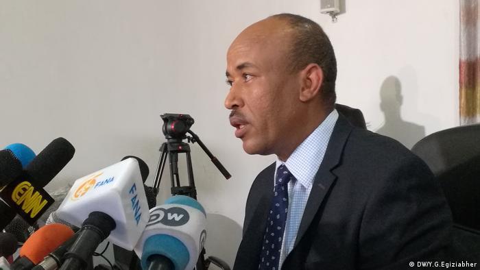Äthiopien Siraj Fegesa