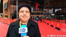 Shahram Islami auf der Berlinale