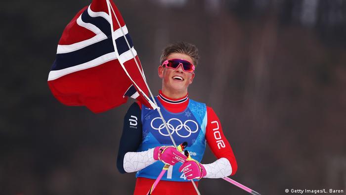 Pyeongchang 2018 Olympische Winterspiele | Langlauf Staffel Männer - Norwegen (Gold)