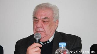 بهمن مبشری، عضو سازمانهای جبهه ملی ایران در خارج از کشور