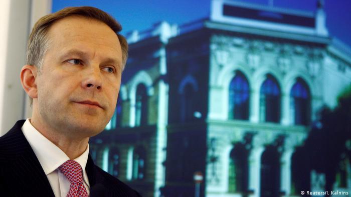 Глава Банка Латвии Илмар Римшевич