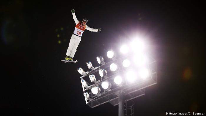 Pyeongchang 2018 Olympische Winterspiele   Aerials