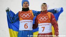 Pyeongchang 2018 Olympische Winterspiele | Alexander Abramenko und Ilya Burov
