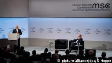 Münchner Sicherheitskonferenz Mohammed Dschawad Sarif