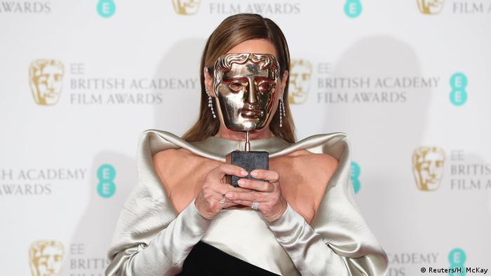 BAFTA Awards 2018 Allison Janney