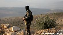 Syrien Afrin FSA Kämpfer