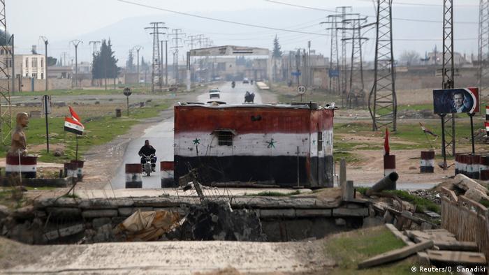 Emperyalizmin Pençesinde Bir Ülke : Suriye