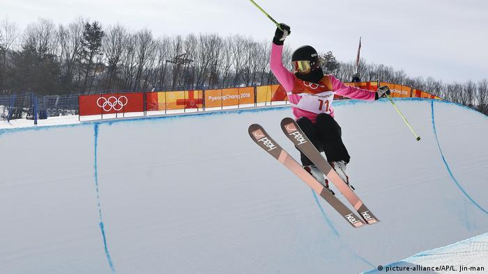 Olympia Pyeongchang 2018 Damen Freestyle Ski