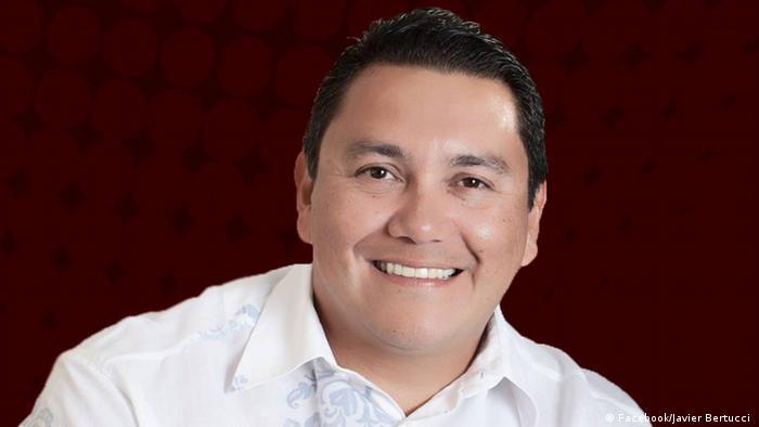 Javier Bertucci Pastor Venezuela (Facebook/Javier Bertucci )