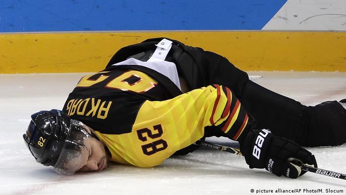 Olympia 2018 Pyeongchang Eishockey (picture alliance/AP Photo/M. Slocum)