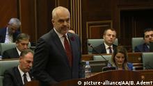 Kosovo Rede von Edi Rama