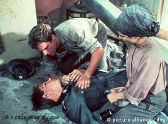 Szene aus der US-amerikanischen Fernsehserie Holocaust.