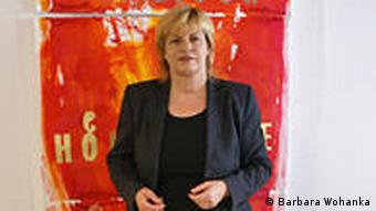 Barbara Wohanka, Chefin der Übersetzungsagentur Wohanka & Partner