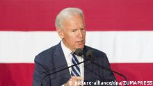 USA Joe Biden in New Jersey (picture-alliance/dpa/ZUMAPRESS)