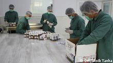 Afghanistan pharmazeutische Fabrik