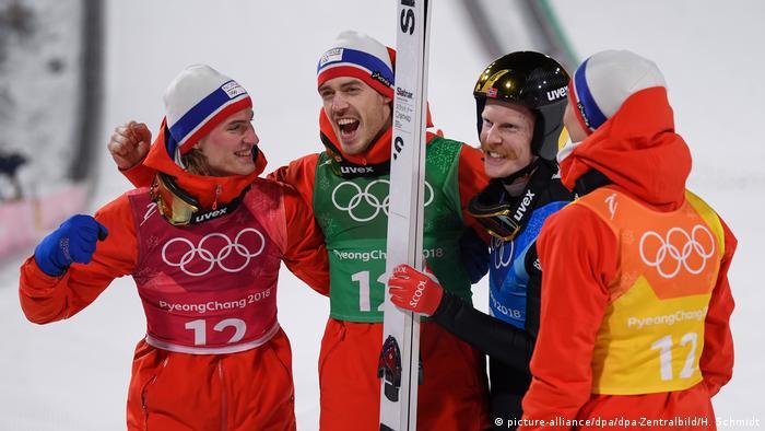 Pyeongchang Winter Olympia 2018 - Skispringen