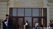 Außenministerium Mazedonien