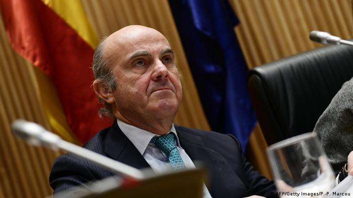 Luis de Guindos (AFP/Getty Images)