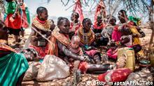 Kenia Dürre Samburu Volk FAO Programm